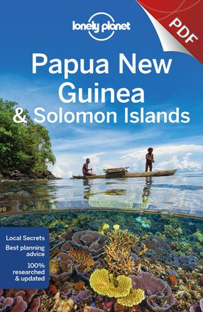 Papua New Guinea & Solomon Islands - Central, Oro & Milne Bay Provinces (PDF Chapter)