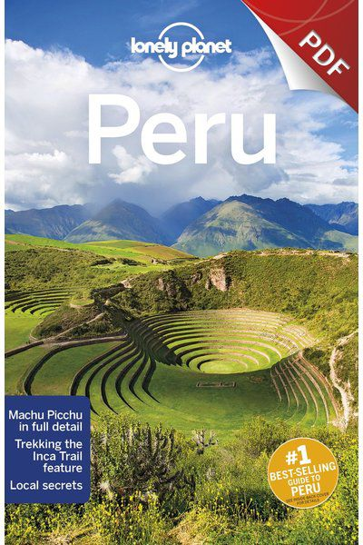 Peru - Arequipa & Canyon Country (PDF Chapter)
