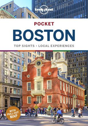 Pocket Boston travel guide - 4th edition