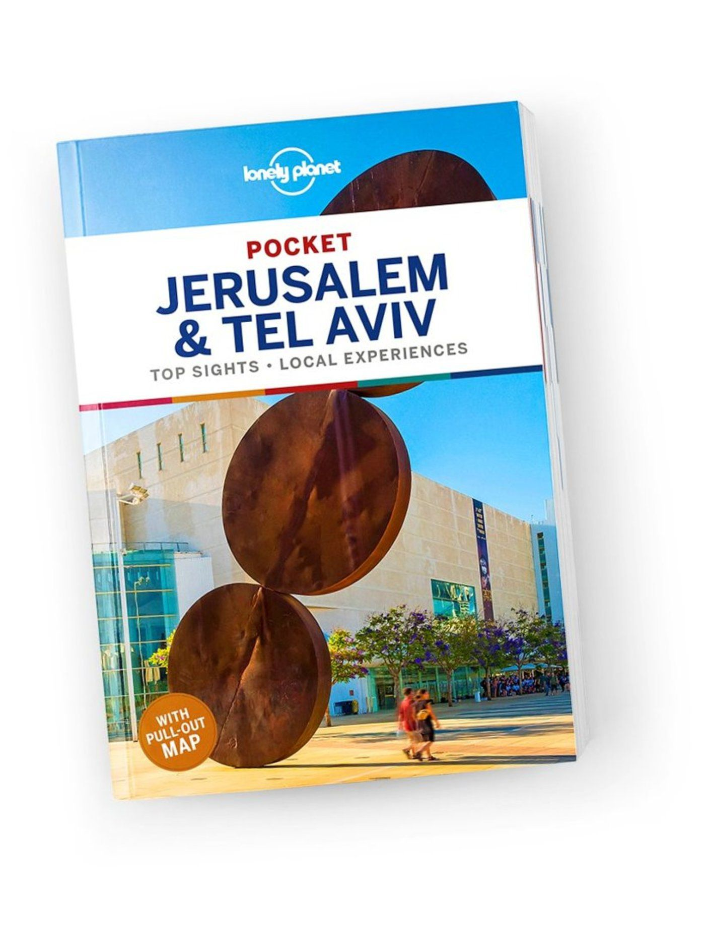 Pocket Jerusalem & Tel Aviv city guide