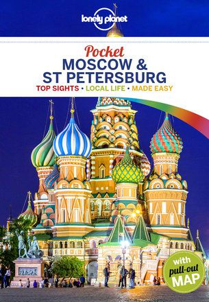 Pocket Moscow & St Petersburg