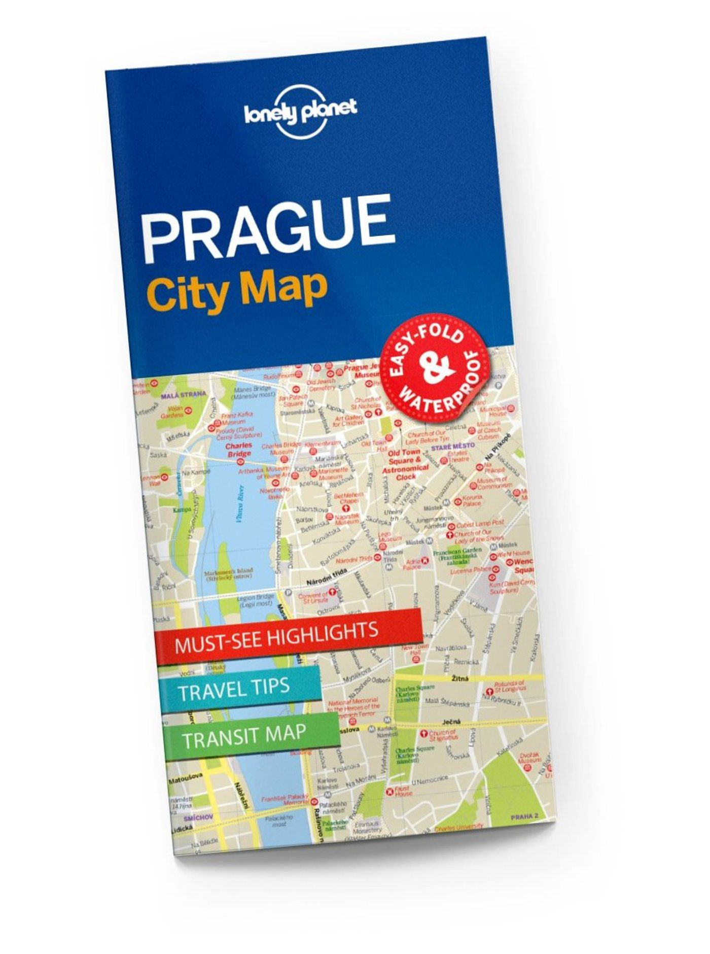 Prague City Map