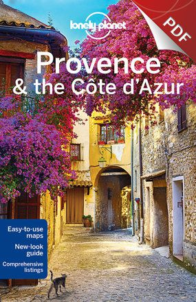 Provence & the Cote d'Azur - Cannes & Around (PDF Chapter)
