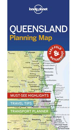 Queensland Planning Map