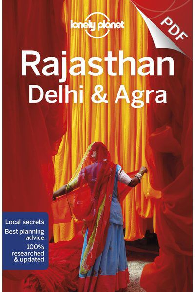 Rajasthan, Delhi & Agra - Plan your trip (PDF Chapter)