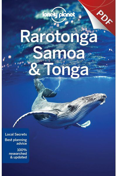 Rarotonga, Samoa & Tonga - Plan your trip (PDF Chapter)