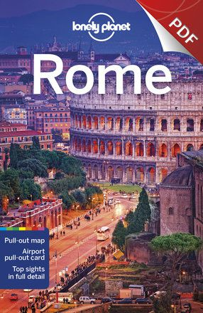 Rome - Trastevere & Gianicolo  (PDF Chapter)