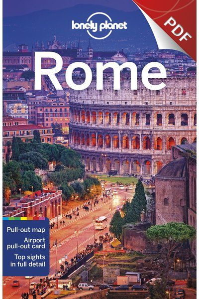 Rome - Villa Borghese & Northern Rome (PDF Chapter)