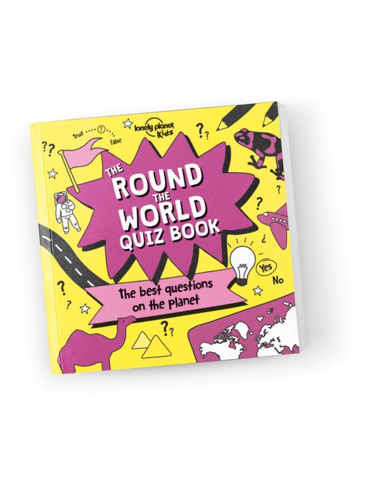 The Round the World Quiz Book