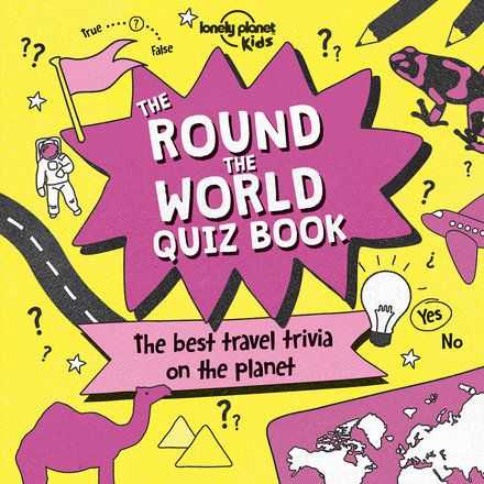 Round the World Quiz Book (North & Latin America Edition)