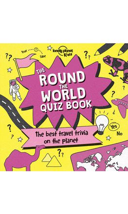 The Round the World Quiz Book (North and South America edition)