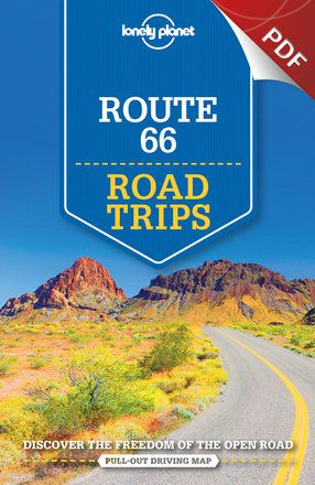 Route 66 Road Trips - Western Route 66 Trip (PDF Chapter)