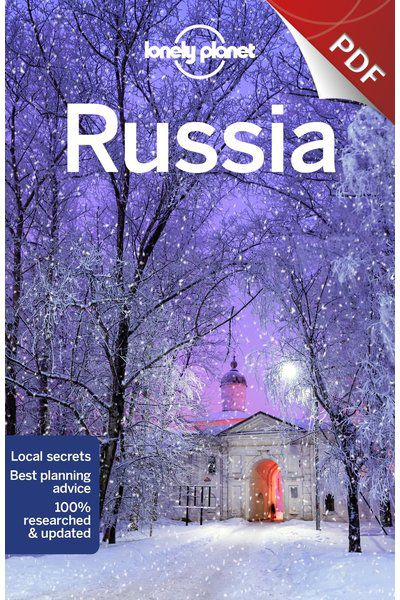 Russia - Plan your trip (PDF Chapter)