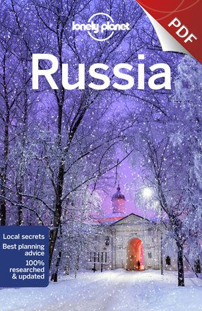 Russia - St Petersburg (PDF Chapter)