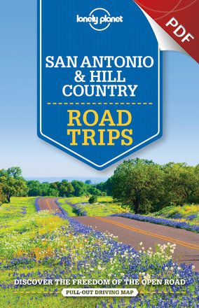 San Antonio, Austin & Texas Road Trips - Big Bend Scenic Loop Trip (PDF Chapter)