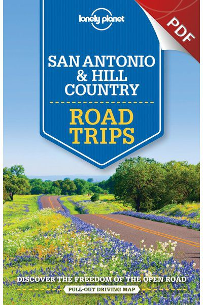 San Antonio, Austin & Texas Road Trips - Texas Gulf Coast Trip (PDF Chapter)