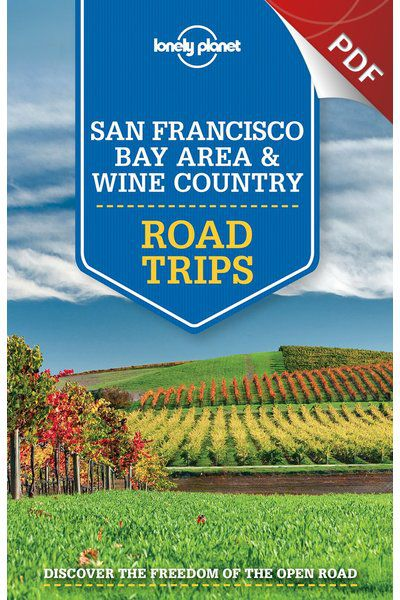 San Francisco Bay Area & Wine Country - Napa Valley Trip (PDF Chapter)