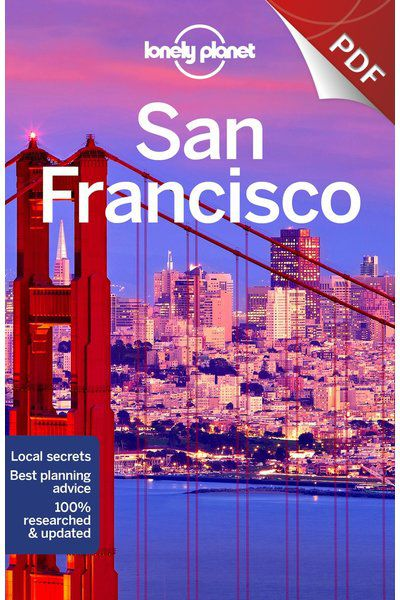 San Francisco - Nob Hill, Russian Hill & Fillmore (PDF Chapter)