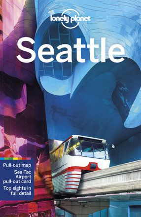 Seattle city guide - 8th edition