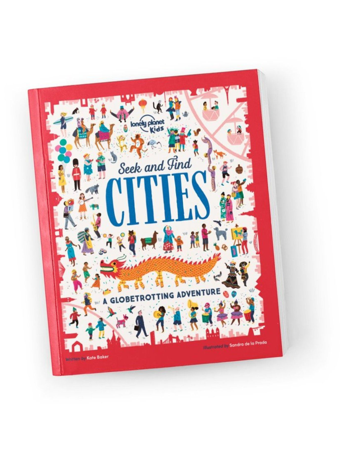 Seek and Find Cities (North & South America edition)