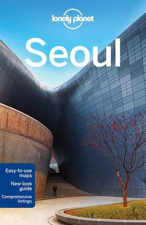 Seoul city guide - 8th edition