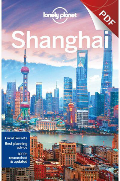 Shanghai - Plan your trip (PDF Chapter)