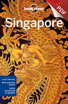 Singapore - Colonial District, Marina Bay & the Quays (PDF Chapter)