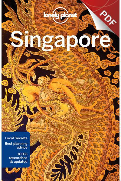 Singapore - Little India & Kampong Glam (PDF Chapter)
