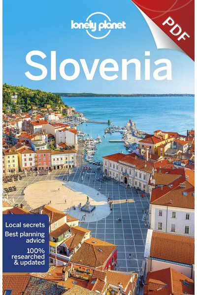 Slovenia - Lake Bled & the Julian Alps (PDF Chapter)