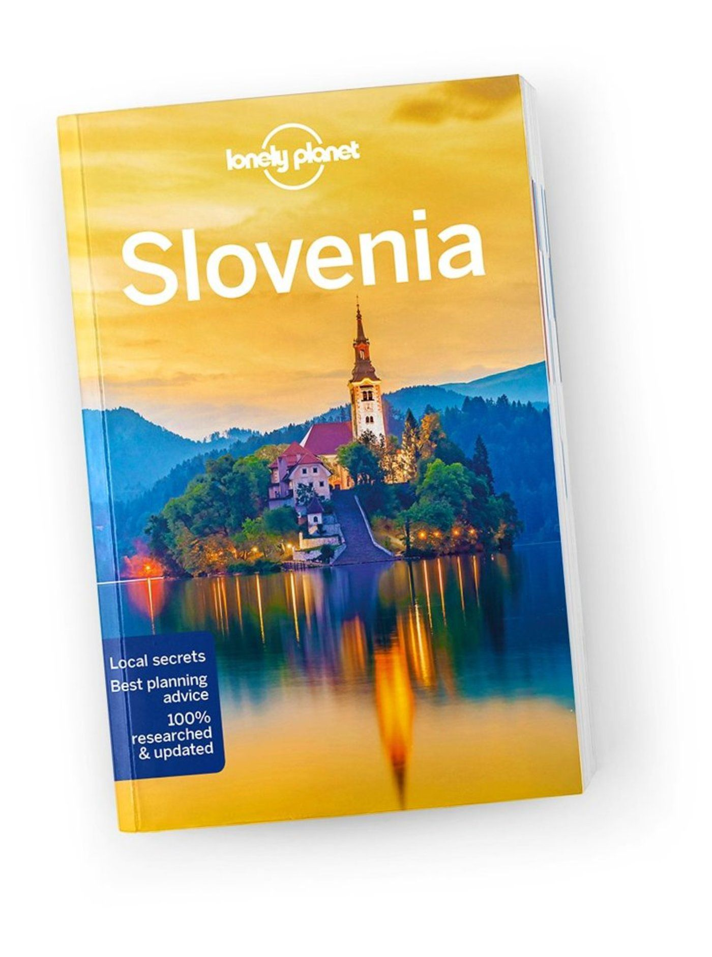 Lonely Planet Slovenia Guidebook
