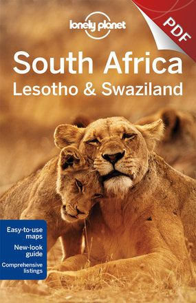 South Africa, Lesotho & Swaziland - Cape Town (PDF Chapter)