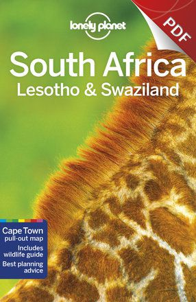 South Africa, Lesotho & Swaziland - Eastern Cape (PDF Chapter)