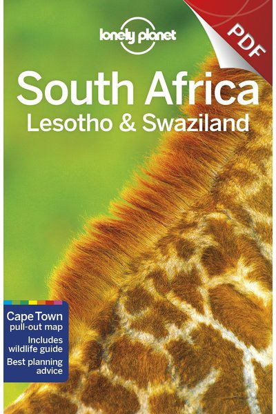 South Africa, Lesotho & Swaziland - Western Cape (PDF Chapter)
