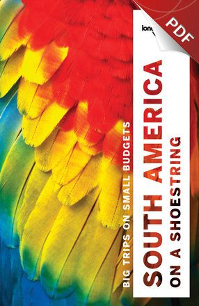 South America on a Shoestring - Brazil (PDF Chapter)