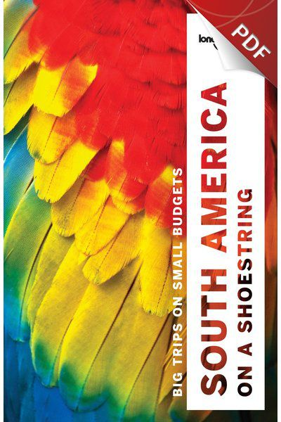 South America on a Shoestring - French Guiana (PDF Chapter)