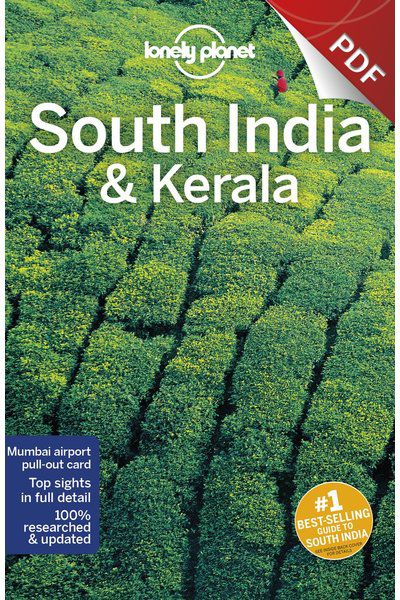 South India & Kerala - Telangana & Andhra Pradesh (PDF Chapter)