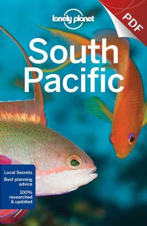 South Pacific - Rarotonga & the Cook Islands (PDF Chapter)