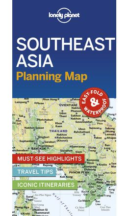 Southeast Asia Planning Map