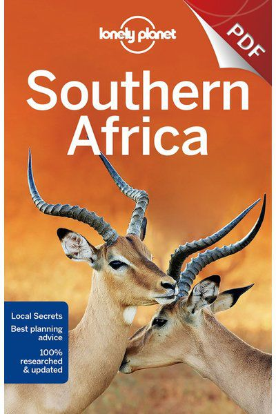 Southern Africa - Victoria Falls (PDF Chapter)