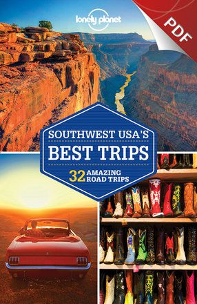 Southwest USA's Best Trips - Texas Trips (PDF Chapter)