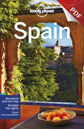 Spain - Granada & South Coast Andalucia (PDF Chapter)