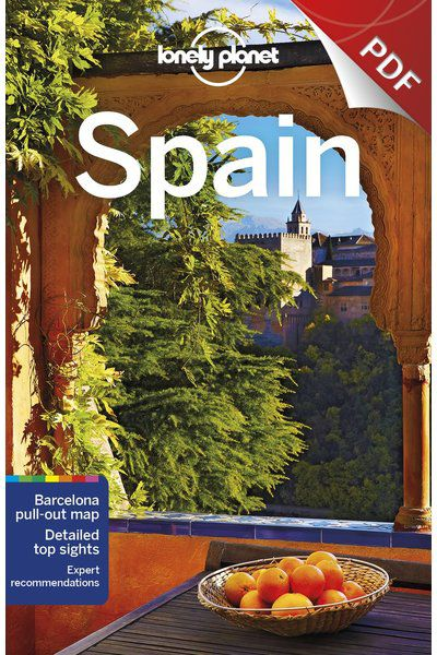 Spain - Seville & Andalucia's Hill Towns (PDF Chapter)