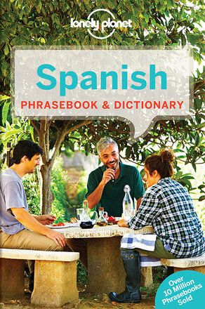 Spanish Phrasebook & Dictionary - 7th edition