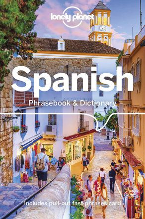 Spanish Phrasebook - 8th edition