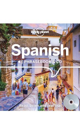 Spanish Phrasebook & Audio CD - 4th edition