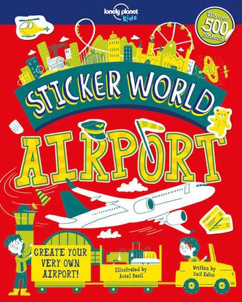 Sticker World: Airport (North and South America edition)