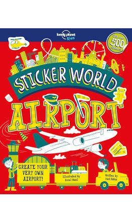 Sticker World - Airport (North and South America edition)