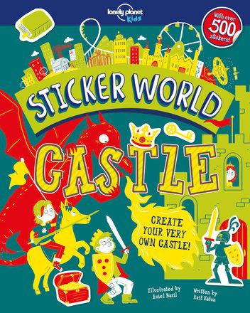 Sticker World: Castle (North and South America edition)