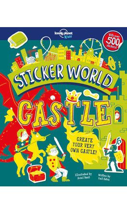 Sticker World - Castle (North and South America edition)
