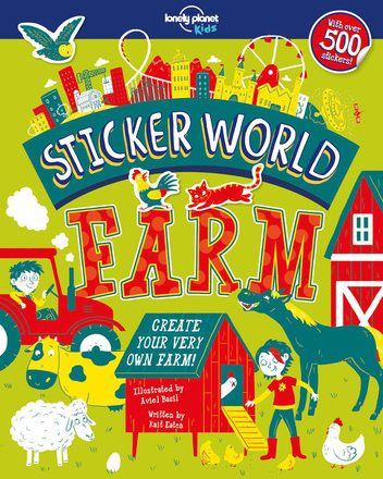 Sticker World: Farm (North and South America edition)
